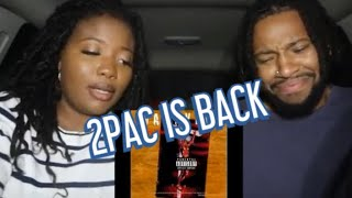 2Pac - Blasphemy (Official Reaction) 🔥🔥🔥🔥