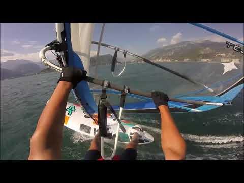 Windsurfing Freedome JP Magic Ride Lightwind Planning Machine