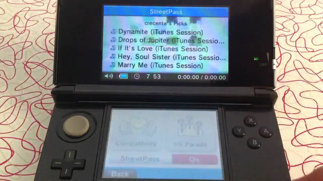 Nintendo 3DS Refines Your Music Taste, Finds Your Soulmate