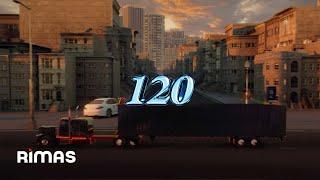 BAD BUNNY - 120 | EL ÚLTIMO TOUR DEL MUNDO [Visualizer]