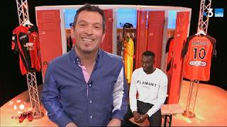Bira Dembélé (Stade Lavallois) invité d'USBFoot France 3