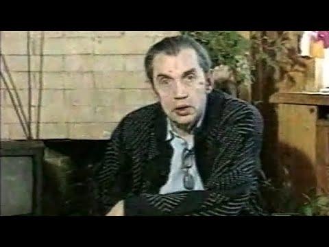 Интервью с поэтом Робертом Рождественским (1993) (фрагмент)