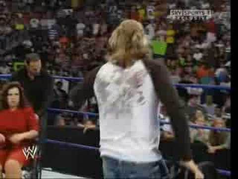 Edge calls out the undertaker..!