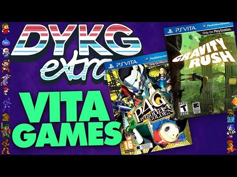 PlayStation Vita Games Facts