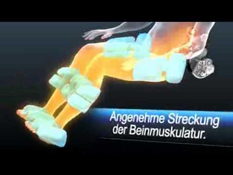 Der Kern auf dem Daumen des Beines die Behandlung in jekaterinburge