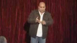 Comedy night 2009 fadi ra3aydi part 1