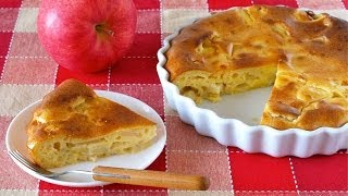 Yogurt Pomme Pomme (Easy and Healthy Apple Cake Recipe to LOSE WEIGHT) ヨーグルトポムポムの作り方 (レシピ)