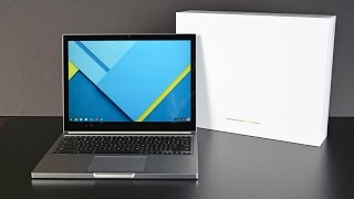 Google Chromebook Pixel 2: Unboxing & Review