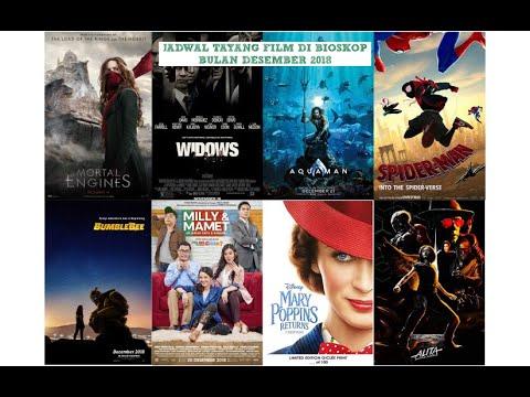 Jadwal tayang film di bioskop kesayangan anda bulan desember 2018  akhir tahun