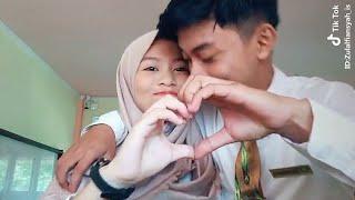 Gambar cover Couple Tik Tok Romantis # Hits Tik Tok Indonesia