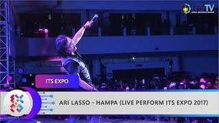 Ari Lasso - Hampa (Live Perform ITS EXPO 2017)