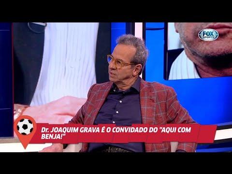 PEDIU PRA SAIR DO CORINTHIANS? Joaquim Grava abre o jogo e fala motivação para sair do Timão