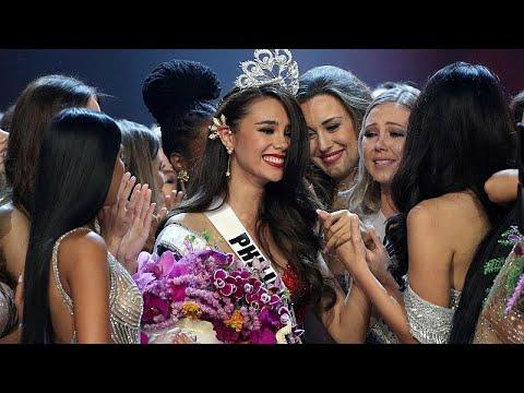 العرب اليوم - شاهد: الفلبين تفوز في مسابقة ملكة جمال الكون