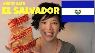 Emmy Eats El Salvador - Salvadorian Snacks & Sweets