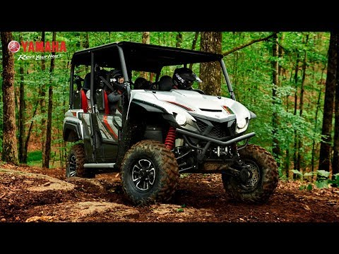 2020 Yamaha Wolverine X4 in Metuchen, New Jersey - Video 4