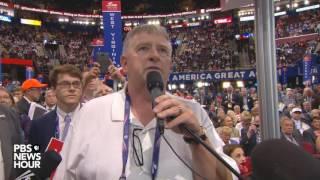 Alaska contests delegate vote at Republican National Convention