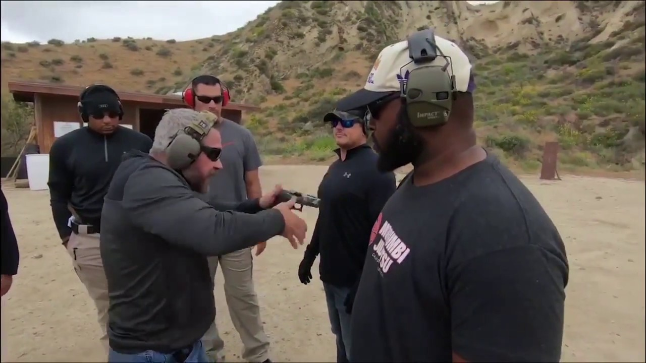 Navy Seal CCW tactics