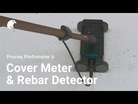 Profometer Advanced Concrete Cover Meter