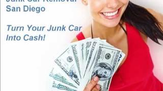 Junk Car Removal San Diego - Turn Junk Car Into Cash Easily