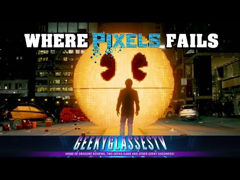 Pixels Movie Review | GGTV REVIEWS