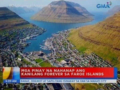 UB: Mga Pinay na nahanap ang kanilang forever sa Faroe Islands