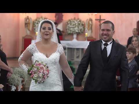 Clipe lindo casamento Mariana e Lucas ! Assistam está demais !