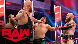 Big Show & Viking Raiders vs. Randy Orton, Andrade & Angel Garza: Raw, July 6, 2020