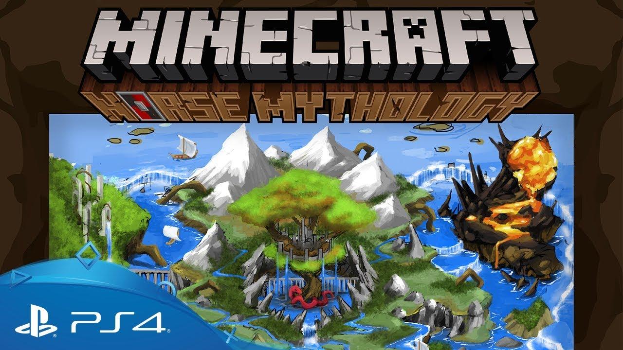 Comment Minecraft a recréé la mythologie scandinave dans son dernier pack mash-up