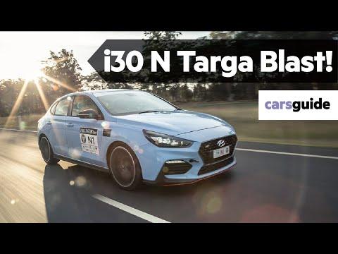 Hyundai i30 Fastback N 2019 review: Targa Tasmania