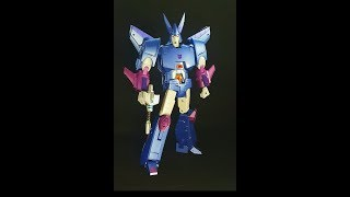Transformers 3rd Party Review Of Fanstoys Quietus (Cyclonus)
