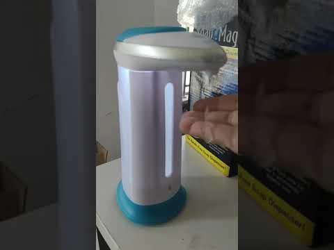 Tiny Sanitizer Dispenser