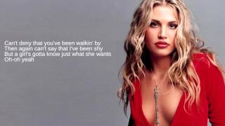 Willa Ford: 03. Ooh Ooh (Lyrics) - YouTube