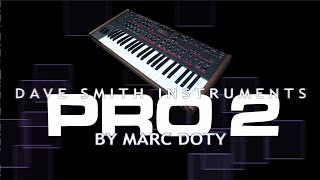 The Dave Smith Instruments Pro 2- Sequencer Examples Part 1