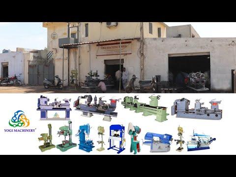 Precision Lathe Machine
