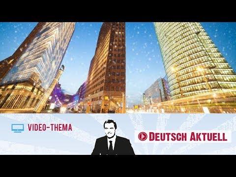Berlins Potsdamer Platz früher und heute | Deutsch lernen mit Videos