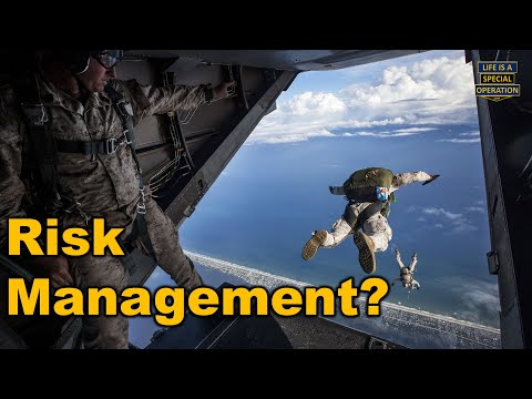 Military Risk Management & Assessment - How Safe Are You?