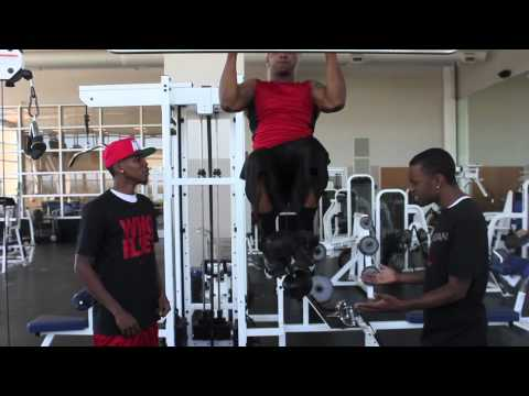 "Lipster D "" Official Hustle Muscle  Video 2012"""
