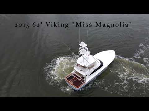 Viking 62 Convertible video