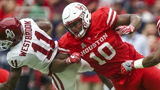 Ed Oliver Is The Top Returning DT In 2017
