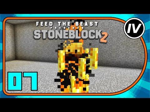 FTB Presents StoneBlock 2 Ep  7 Starting Thaumcraft