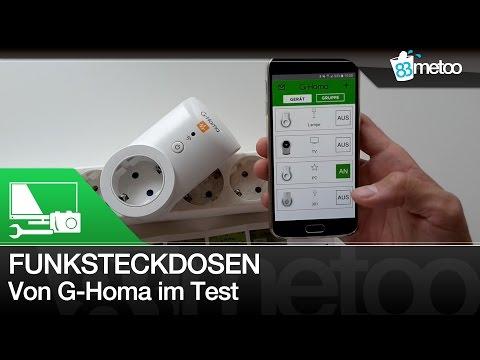 GAO G Homa Wlan Funksteckdosen mit Smartphone App steuern - 83metoo