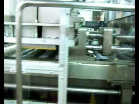 Dosificadora de Madalenas de alta producción