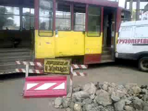 Смоленский трамвайчик