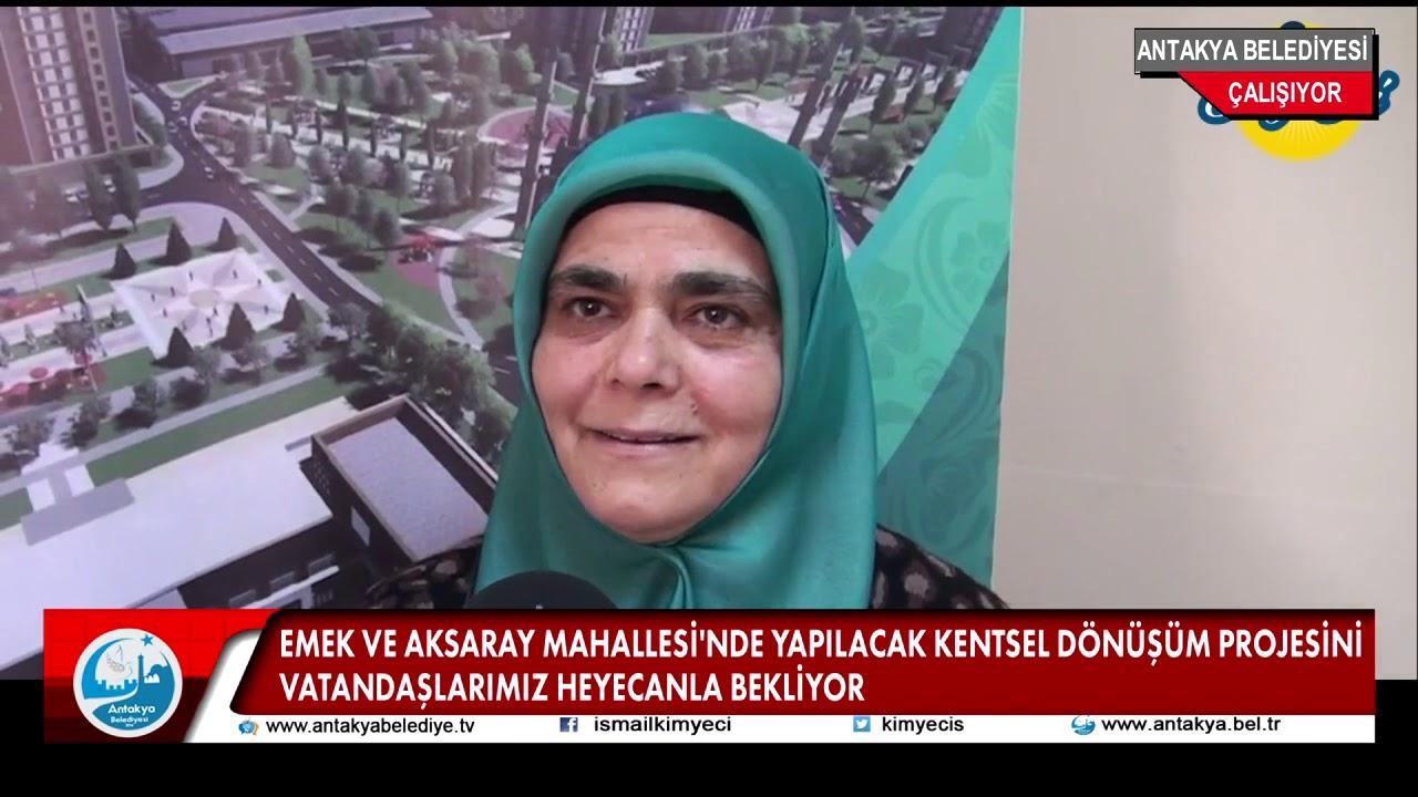 ANTAKYA BELEDİYESİ ÇALIŞIYOR 1...