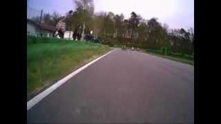 preview picture of video '1. Lauf - Walldorf - Kart - Bambini - 1.Clubtraining 2012'