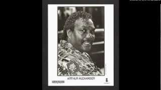 Arthur Alexander - Funny How Time Slips Away