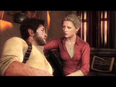 Uncharted 3: From Bromance To Romance