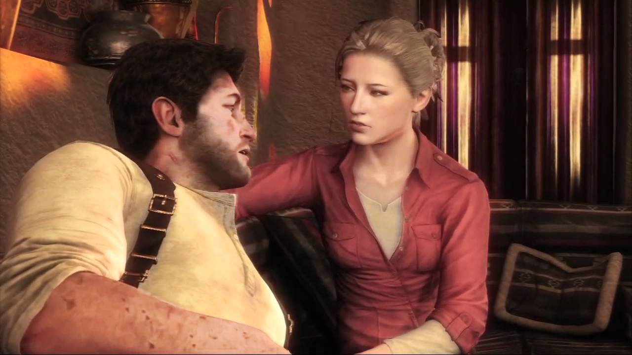 Uncharted As A Gay Romance? It Kind Of Works!
