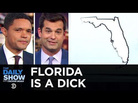 The Florida Recount Explained | The Daily Show