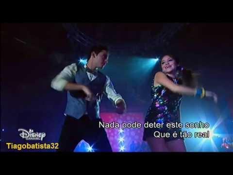 Soy Luna - Luna e Matteo dançam na campeonato internacional [Portugal]